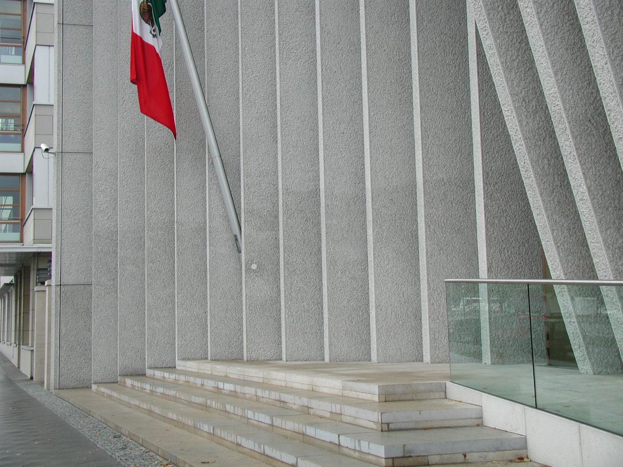mexiko botschaft visum